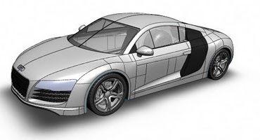 Modellera din egen Audi R8 i SolidWorks
