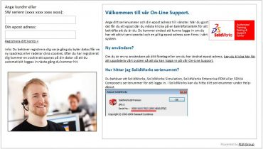 On-Line Support