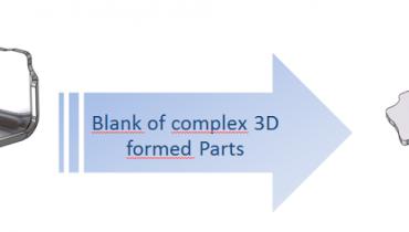 Logopress - Kraftfull plugin till SolidWorks som gör det enkelt att breda ut komplexa plåtdetaljer