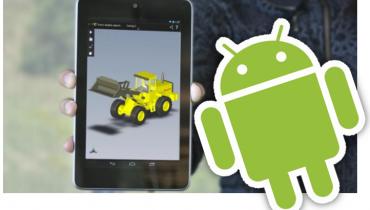 Nyhet! eDrawings för Android