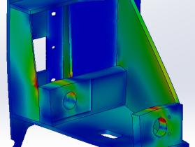 Nya funktioner i SolidWorks Simulation 2014