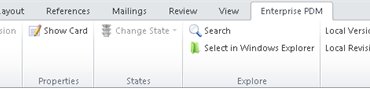 Jobbar du med Microsoft® Office filer i ditt ePDM valv