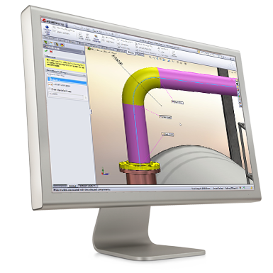 SolidWorks Routing Piping & Tubing