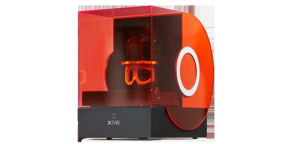 DWS XFAB 3D PRINTER