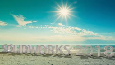 Nytt i SOLIDWORKS 2018!