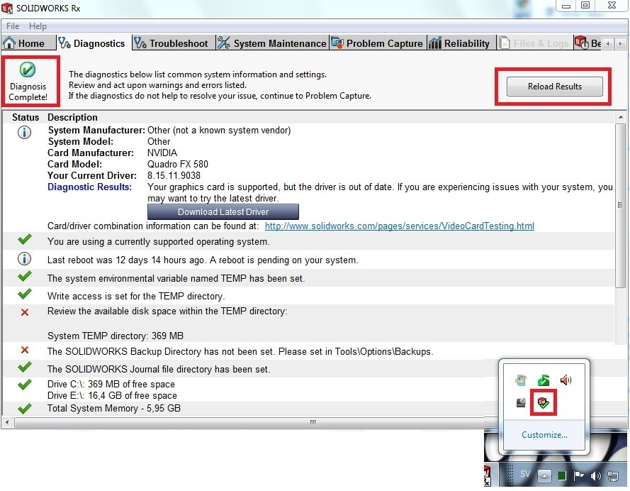 Solidworks Resource Monitor _4