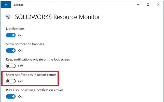 Solidworks Resource Monitor _7