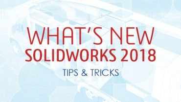 SOLIDWORKS 2018, musgestsfunktionalitet   -  Whats´s New 2018  -  Tips & Tricks