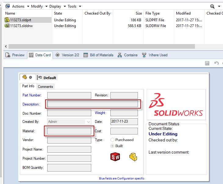 PDM_SOLIDWORKS_2018