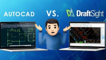 DraftSight vs AutoCAD