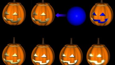 Lys upp Halloween-pumpan med hjälp av SOLIDWORKS Composer