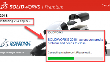 Windows 10 version 1809 orsakar problem med SOLIDWORKS – Så här fixar du det