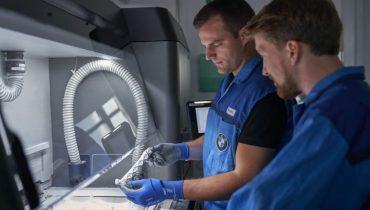 BMW: Vägen mot en miljon 3d-printade delar