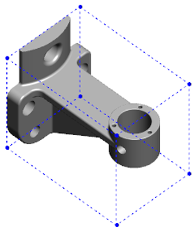 Boundingbox i Solidworks