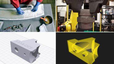 Vad är kompositmaterial för 3d-printning?