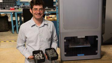 Markforgeds vision gör 3d-printning mer tillgänglig