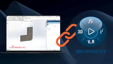 3 anledningar att ansluta SOLIDWORKS till 3DEXPERIENCE-plattformen