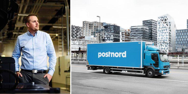 Svenska logitstikföretaget PostNord vill förändra leveranskedjan med 3d-printning.