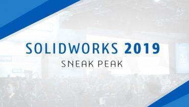 Smygtitta på SOLIDWORKS 2019 - 5 nya funktioner du kan se fram emot